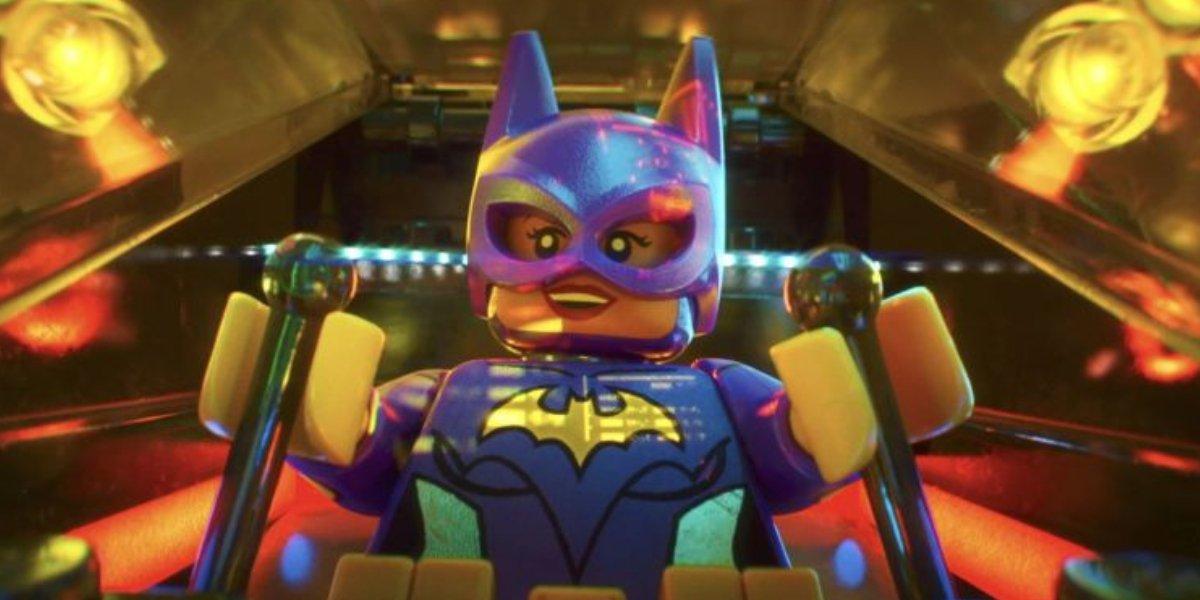 Rosario Dawson as Batgirl in The LEGO Batman Movie