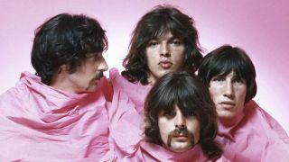 Pink Floyd in 1968