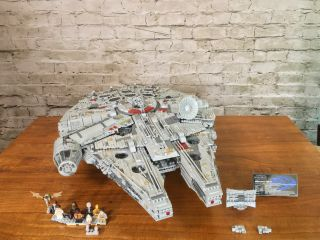 Epic Black Friday Deal: The Lego UCS Millennium Falcon Will Drop to Lowest Price Ever on Amazon