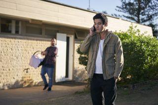 Home and Away, Robbo, Justin Morgan