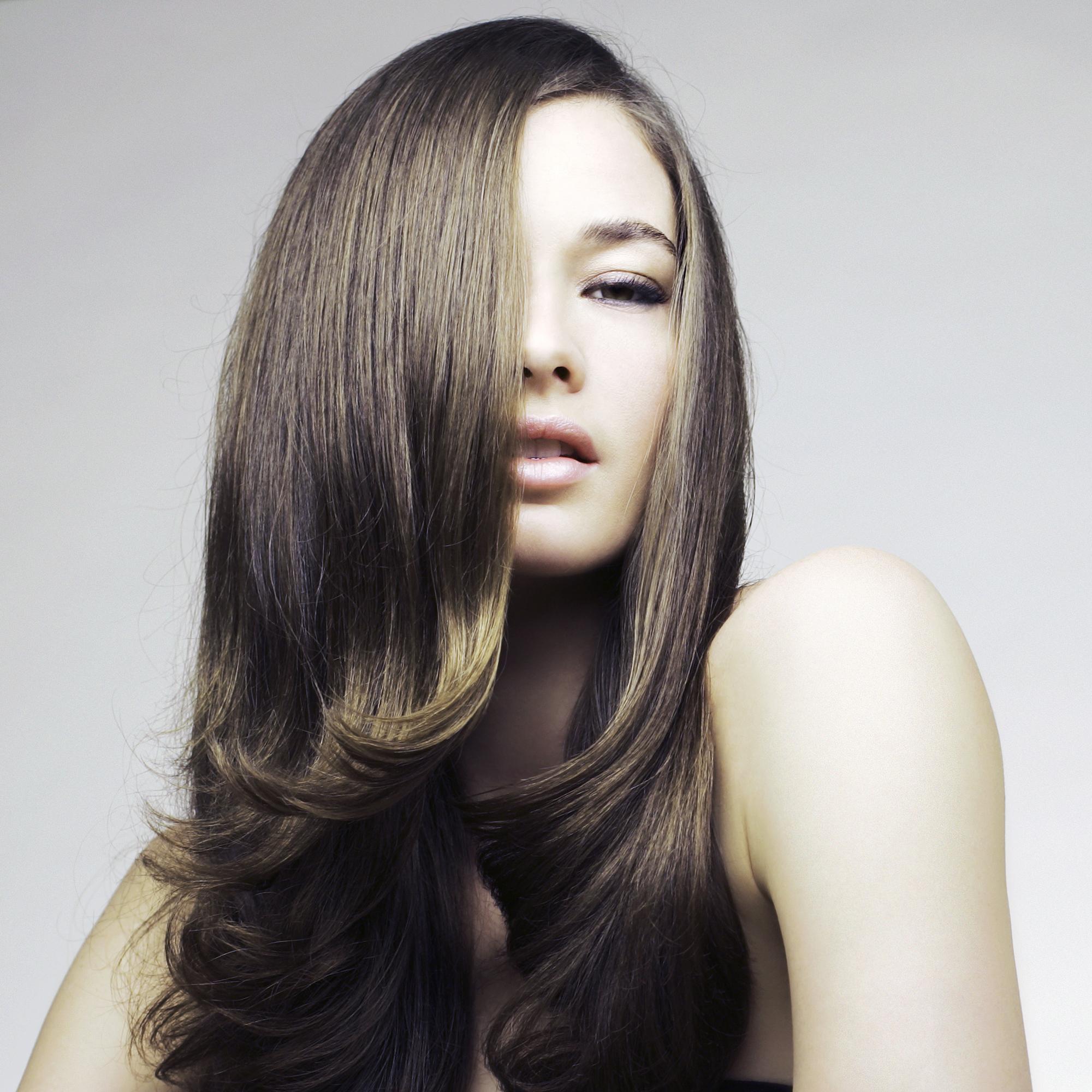 Mid length hairstyle-new season hairstyles-hair-hair colour-haircuts-womens haircuts-woman and home