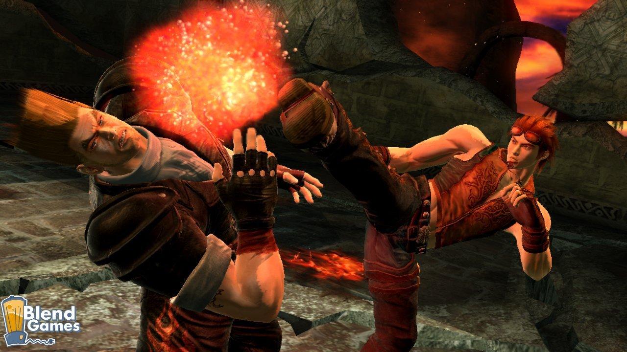 Tekken 6: When Foot-Meets-Face Screenshots #6569