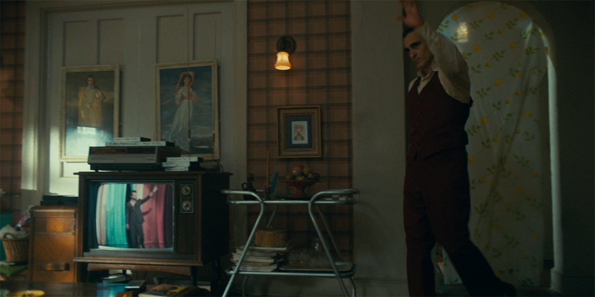 Justin Theroux cameo in Joker with Joaquin Phoenix