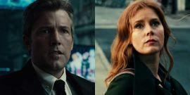 A Batman And Lois Lane Romance? Zack Snyder Details Some Of The Cut Justice League Ideas