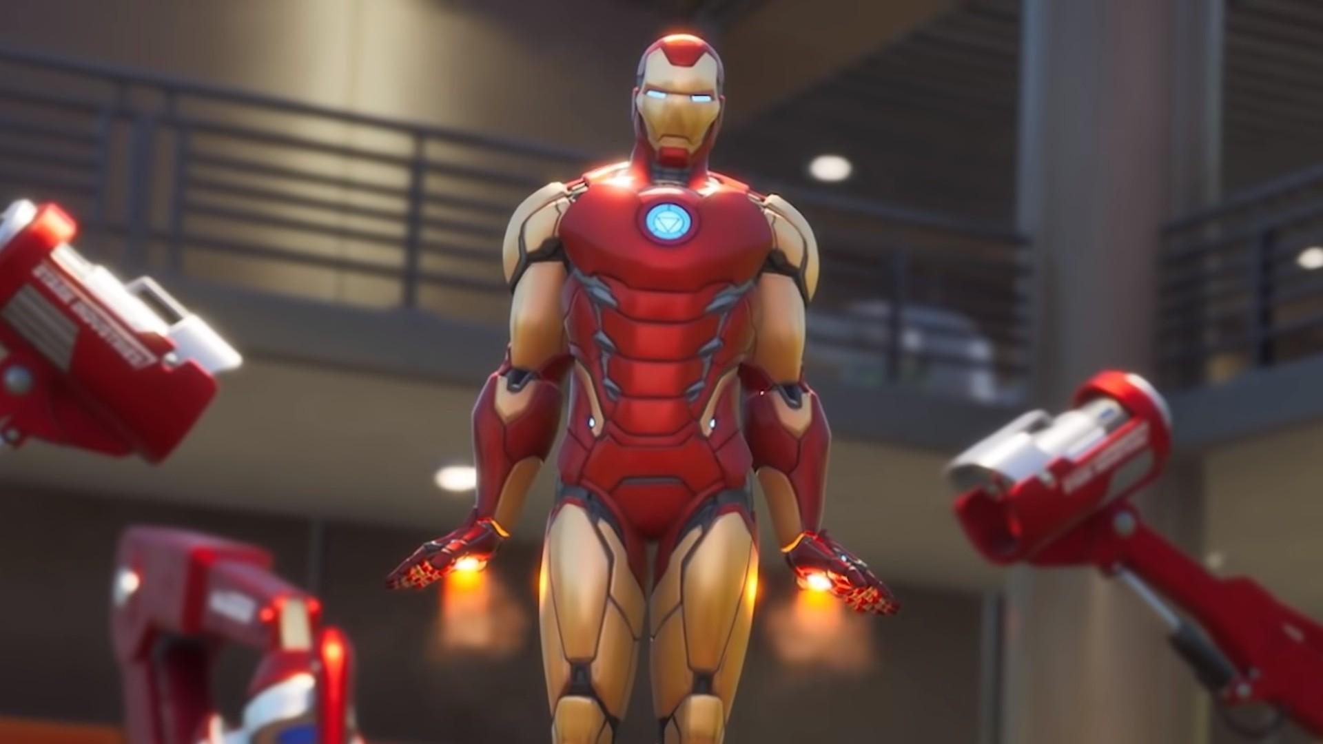 How To Complete All Tony Stark Awakening Challenges In Fortnite Pc Gamer