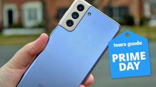 Prime Day phone deals 2021 Galaxy S21 Plus