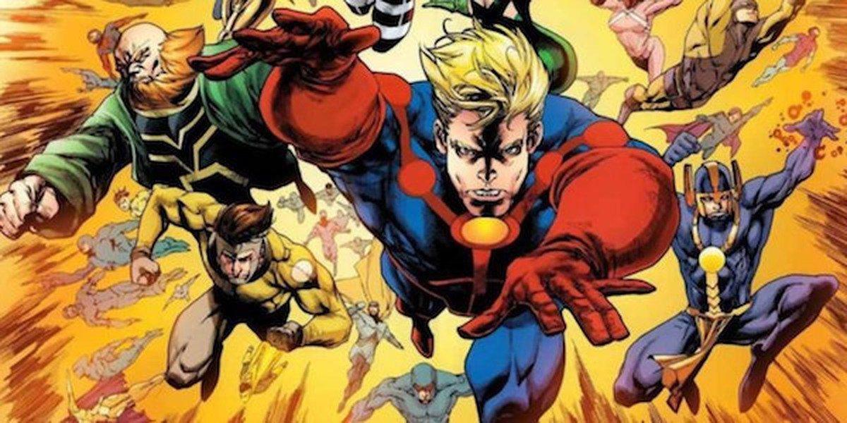The Eternals dari komik Marvel