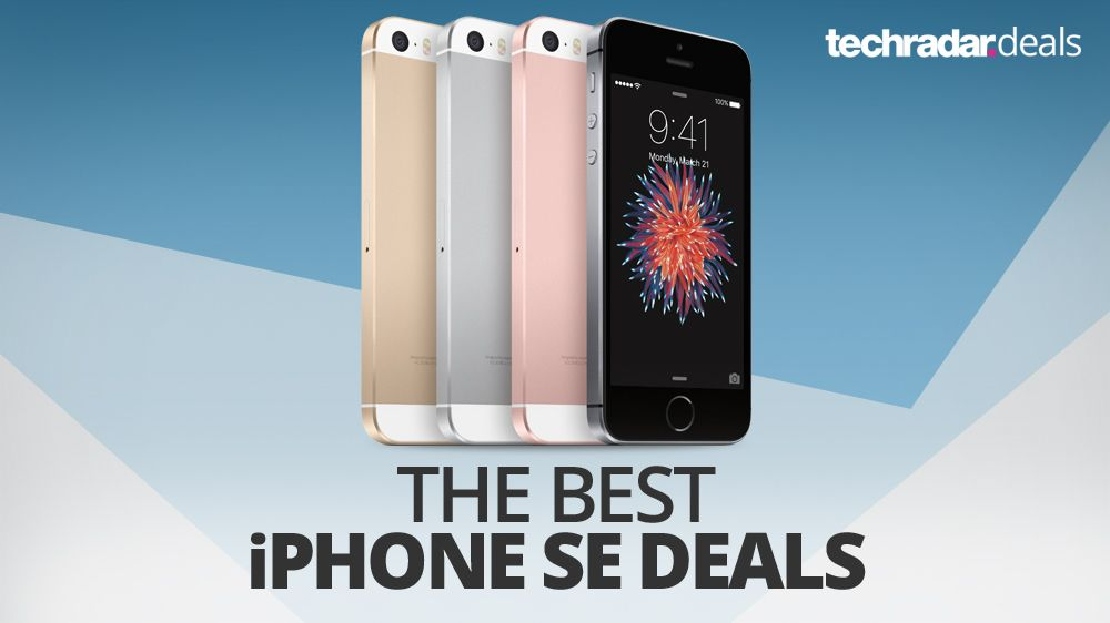 best iphone deal the best iphone se deals in february 2018 techradar 10252