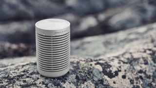 B&O Beosound Explore wireless speaker is built for the great outdoors