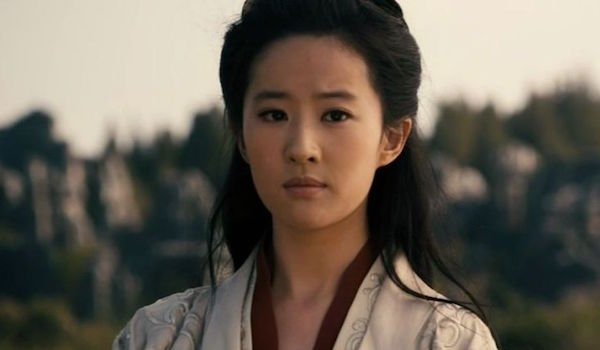 Liu Yifei in Outcast