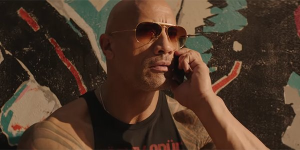 The Rock Shares Spoof Of First Hobbs And Shaw Trailer