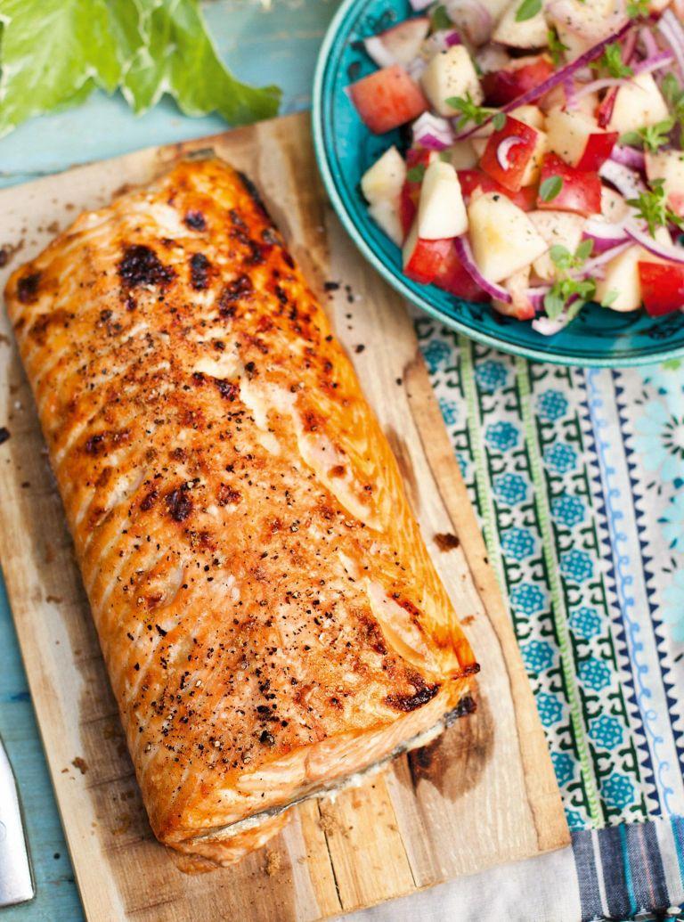Vitamin D salmon recipes photo