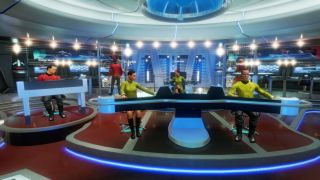 Star Trek: Bridge Crew lets you pilot a starship with friends in VR