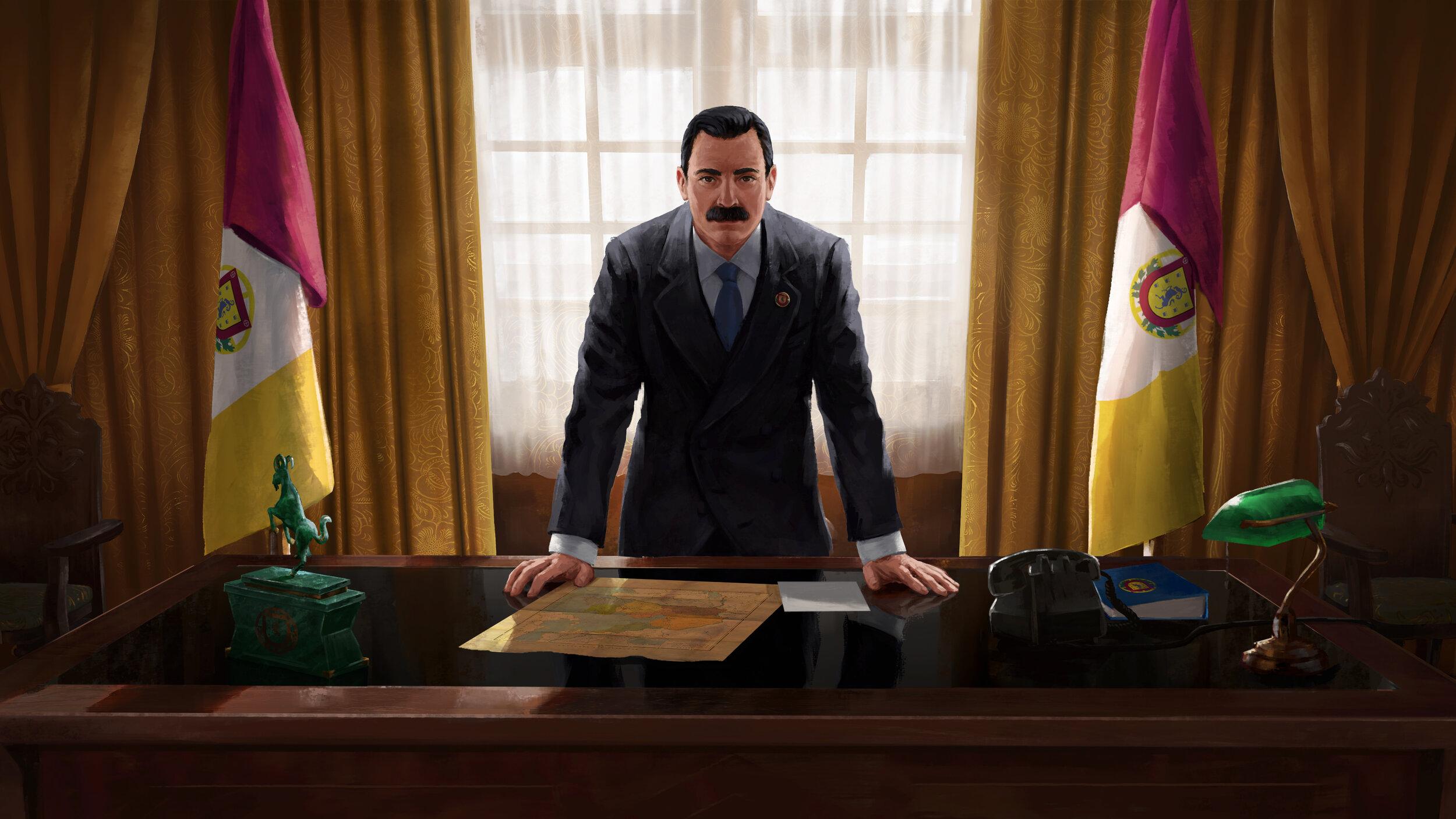 Political management RPG Suzerain gets a December 4 release date