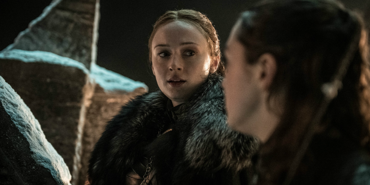 What Sansa Stark Did After The Game Of Thrones Finale, According To Sophie Turner