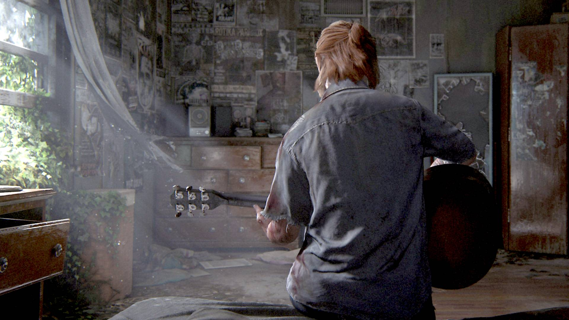 The Last Of Us 2 Concept Art Reveals How Different The Game Could Have Been Gamesradar