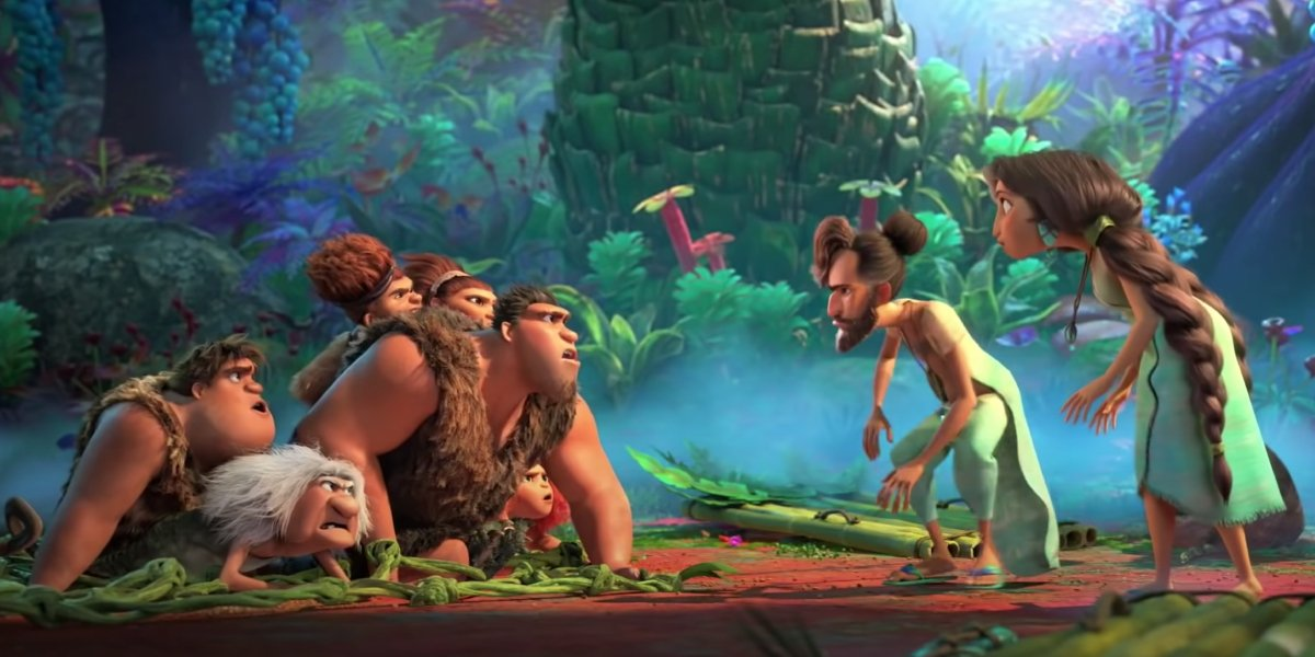 The cast of The Croods: A New Age