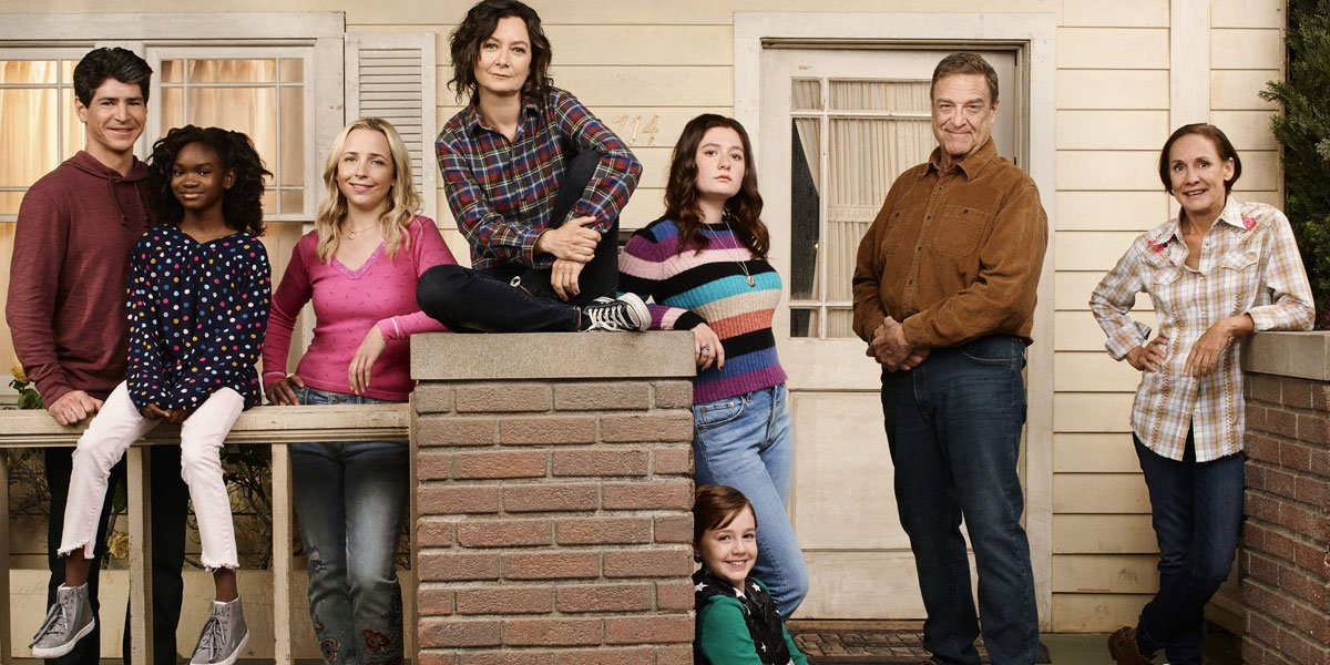 The Conners ABC cast photo 2019