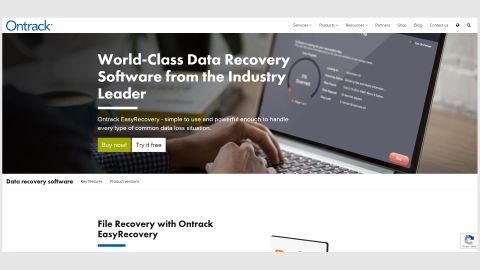 Ontrack EasyRecovery review