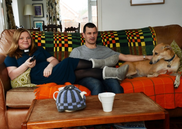 Gogglebox's Kate Bottley: 'People compare me to Vicar of