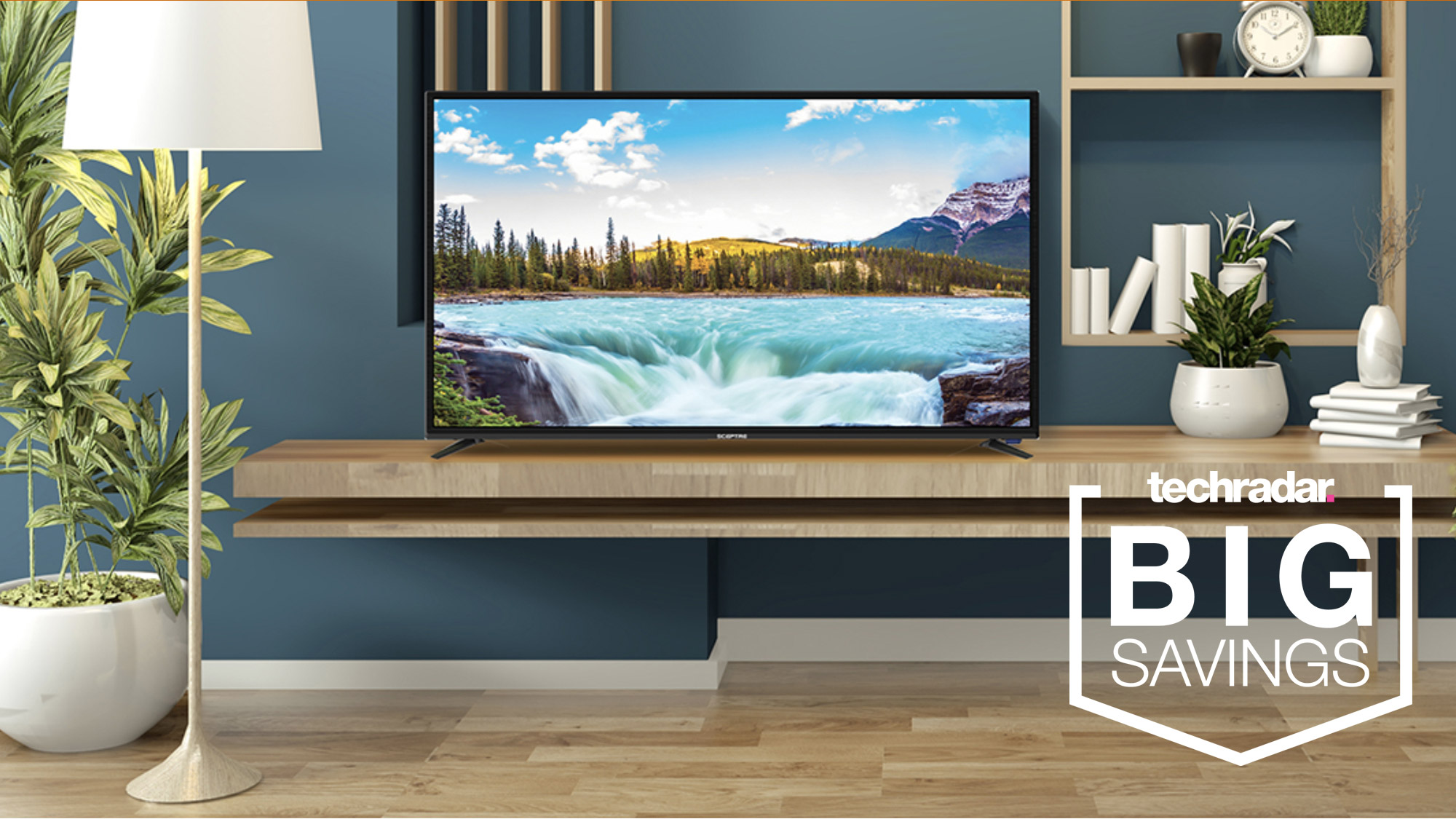Walmart Has This 50 Inch 4k Tv On Sale For Just 189 99 Techradar