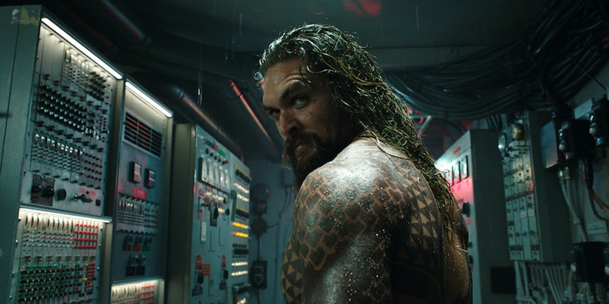 See How Jason Momoa S Aquaman Could Ve Looked With Short Hair In Concept Art Cinemablend