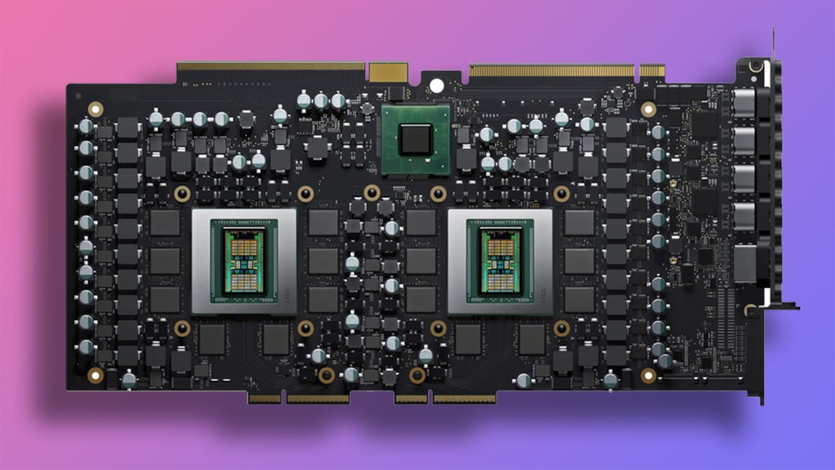 What GPU shortage? AMD and Apple's gorgeous new graphics card comes with two