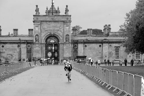 Time trial, Bike Blenheim Palace 2010