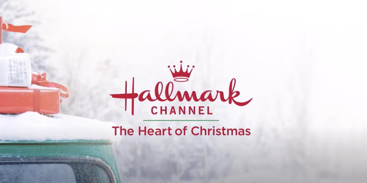 hallmark the heart of christmas screenshot