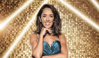 Strictly Come Dancing — Janette Manrara co-hosts Strictly It Takes Two