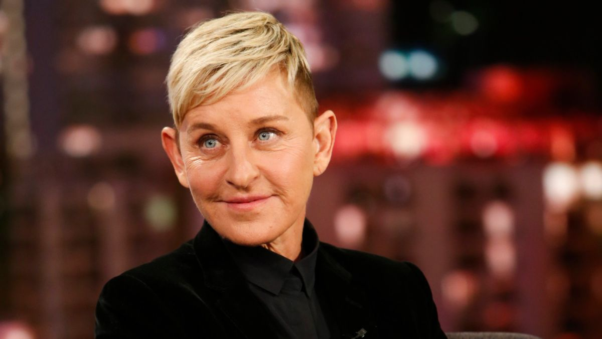 The real reason why Ellen DeGeneres is currently living with Courteney Cox