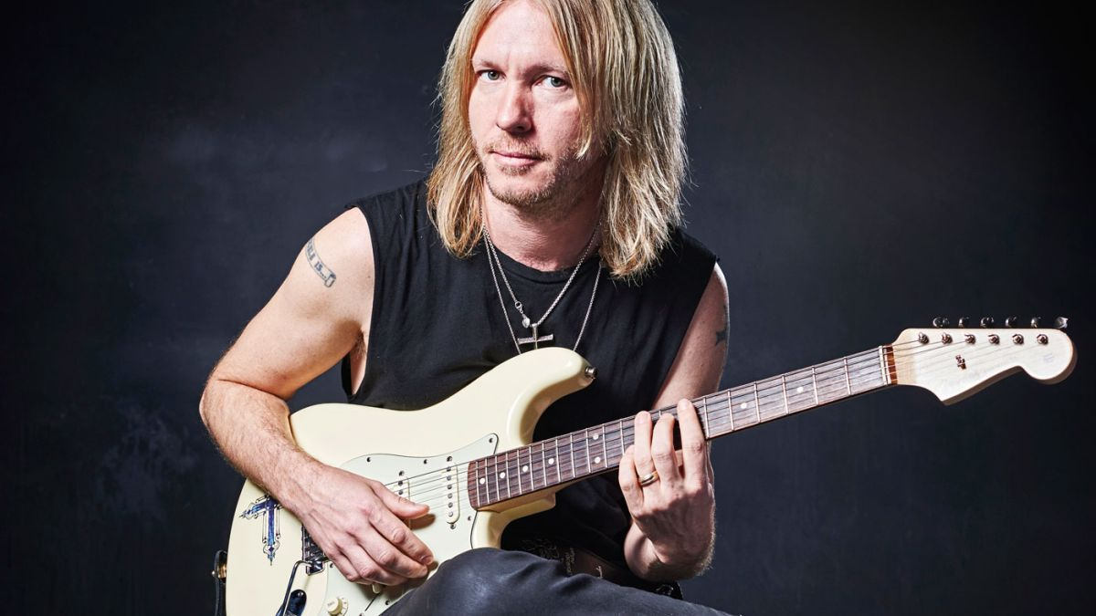 Kenny Wayne Shepherd: those SRV clone accusations came from a jealous place