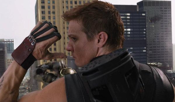 Jeremy Renner Hawkeye Avengers