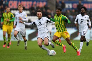 Swansea City v West Bromwich Albion – Sky Bet Championship – Liberty Stadium