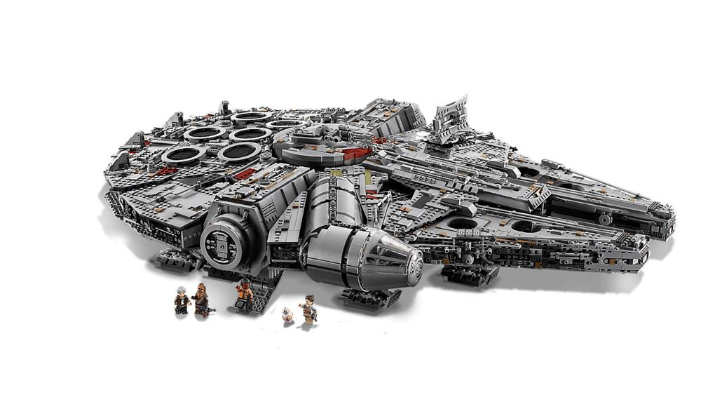 Must-see Lego Black Friday deals: Lego Millennium Falcon price drops to lowest price EVER!