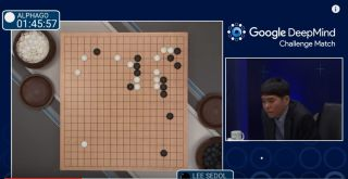 world champion lee sedol plays alphago