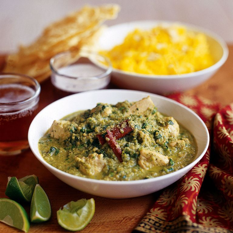 Chicken and Coriander Curry recipe-chicken recipes-recipe ideas-new recipes-woman and home