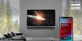 LG Smart TVs with AirPlay 2 and HomeKit