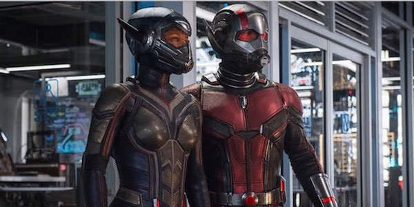 ant-man and the wasp in the marvel movie