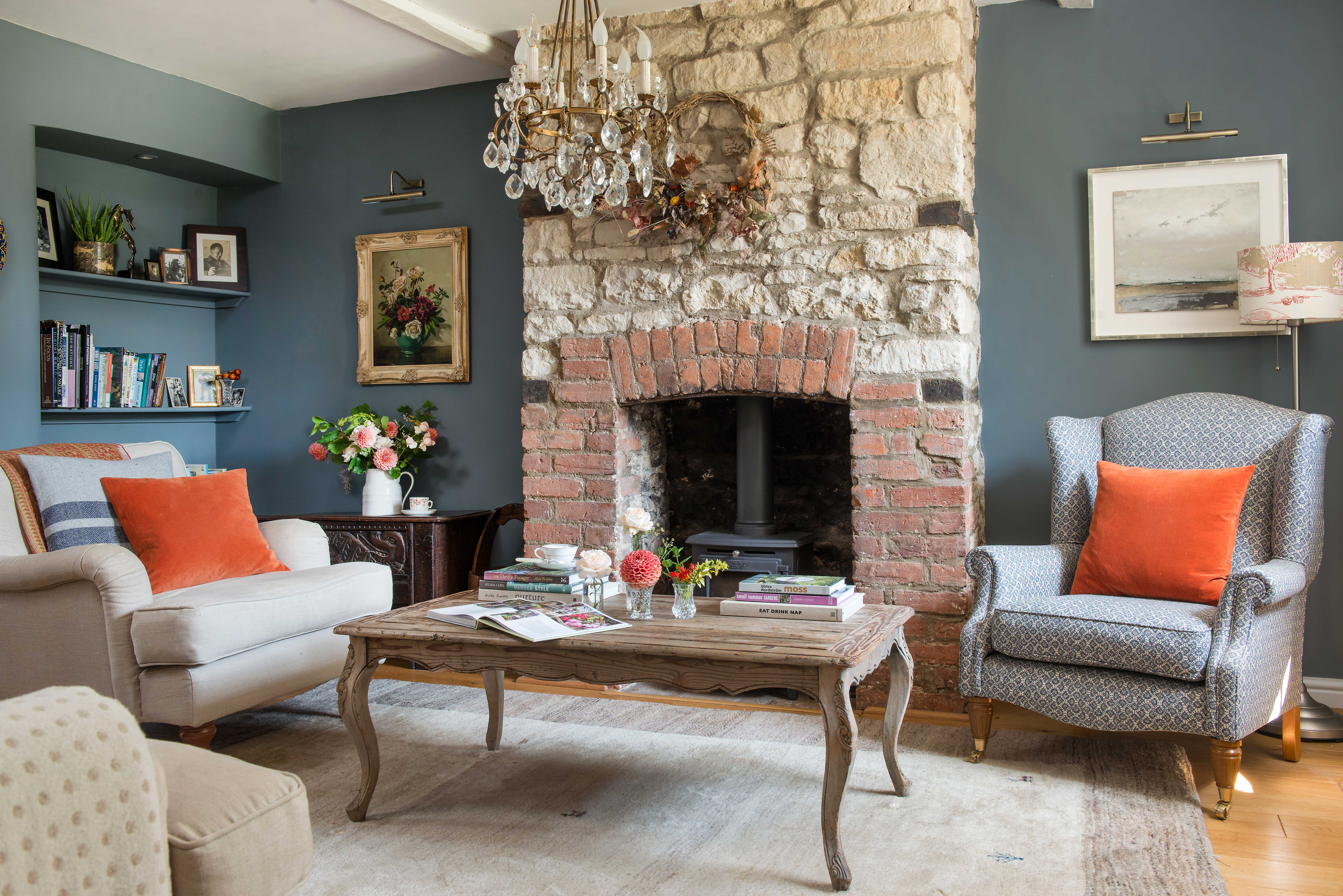 15 Traditional Fireplaces Design Ideas To Inspire Your Renovation Real Homes