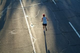 run, racing, counterclockwise, counter-clockwise