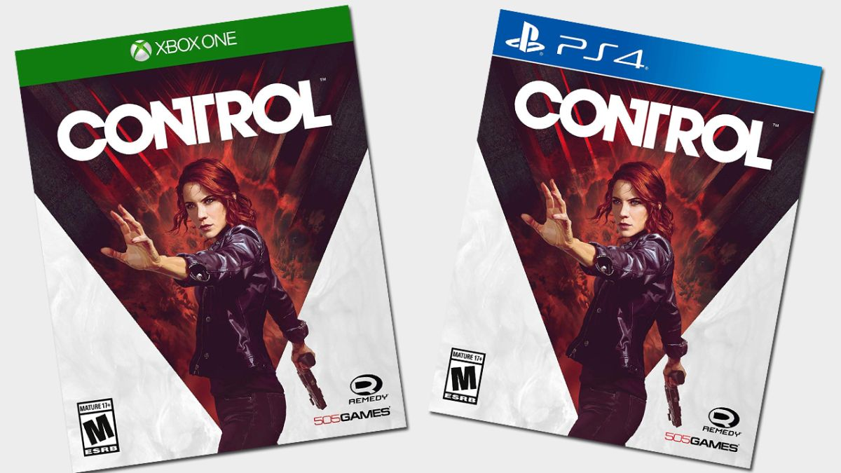 Reality-bending deal: Control is just $33 for PS4 and Xbox One at Amazon