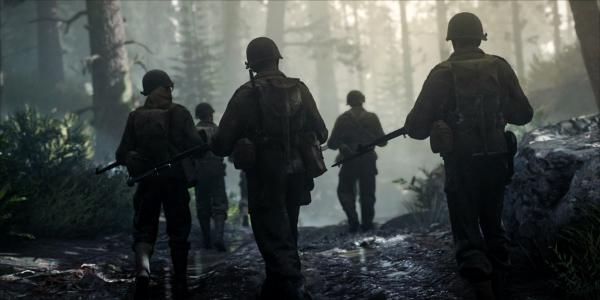 Call of Duty WW2 PC Specs