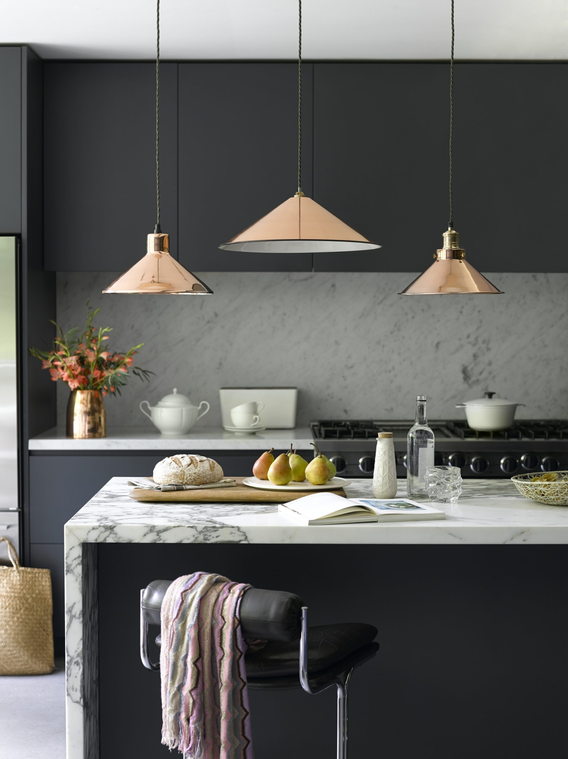 Lighting ideas for small kitchens Brighten up a dark room   Homes ...