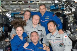 Astronauts in Space Will Make Time for Mother's Day