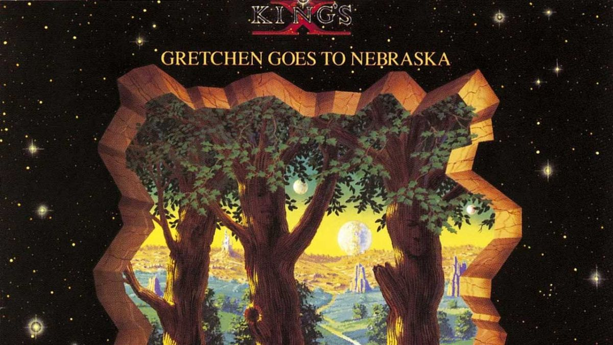 King's X: Gretchen Goes To Nebraska - Album Of The Week Club review