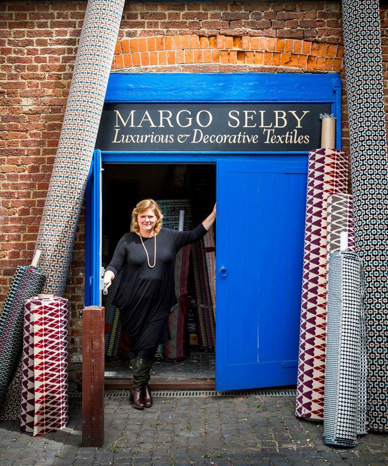 Margo Selby textile designers