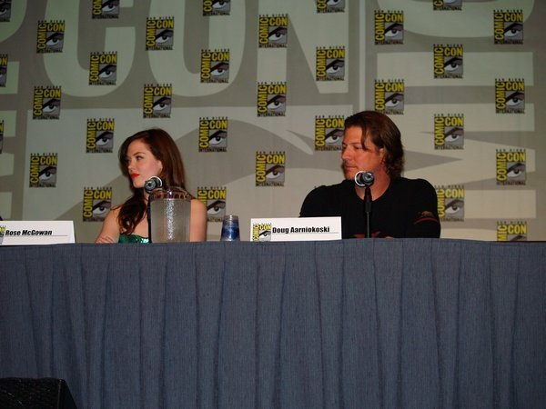 Comic Con: Red Sonja Panel In Detail #144