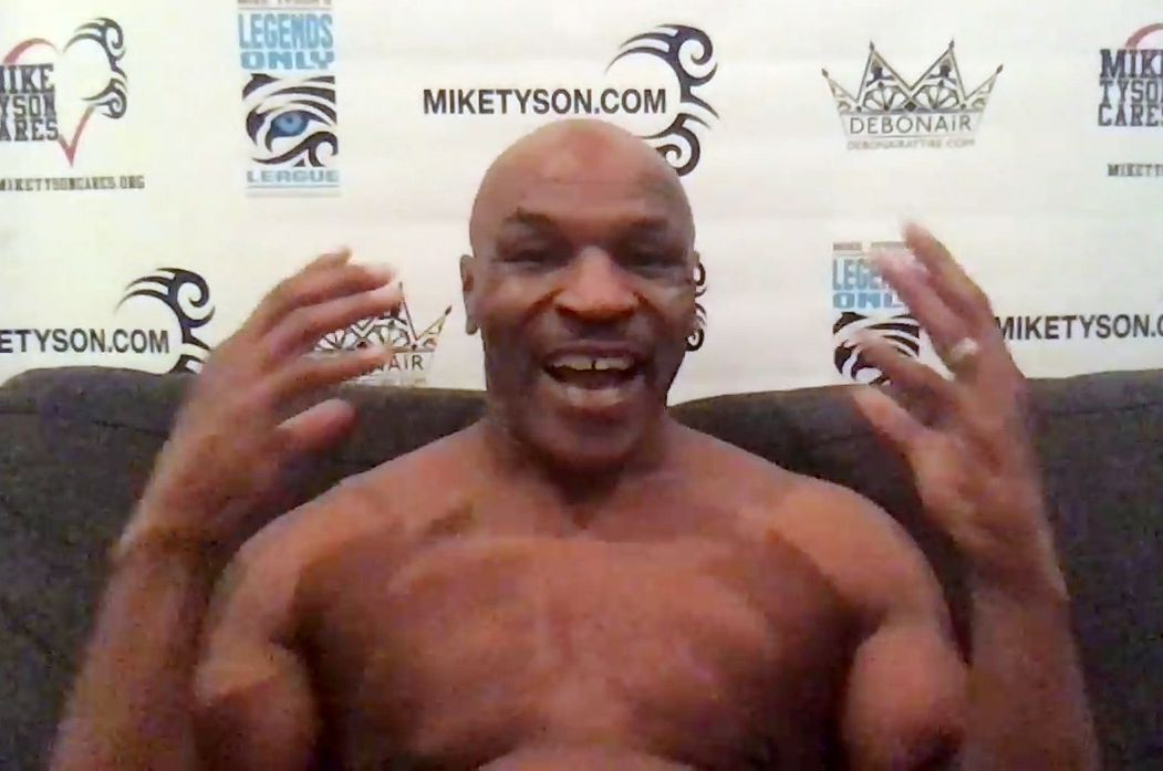 How to stream the Tyson fight: Iron Mike vs Roy Jones Jr LIVE in US, UK, Ca, Au, NZ, anywhere