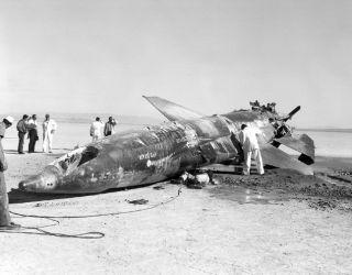 space history, NASA, Dryden aircraft